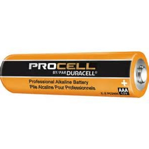 AAA Procell Battery From BuyBattery.com
